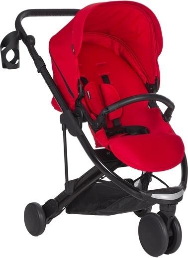 Soo Baby Soo Baby Plus Sky Bebek Arabası - Rosso Kırmızı